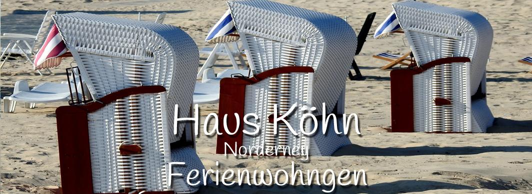 Haus Köhn -Norderney-